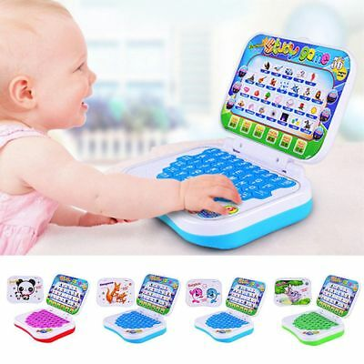 Laptop Learning Study Toy Baby Educational Kids Game Develop Skill Toddler AU