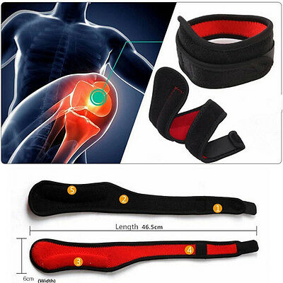 Adjustable Gym Sports Patella Tendon Knee Support Strap Brace Pad Band Protector