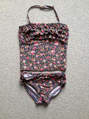 Girls 2 Piece Bikini - Floral Design from Next Size 7-8 yrs