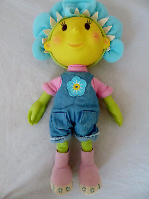 "14"" Talking Fifi And The Flowertots C Chapmam Ent. 06  Hard Plastic"