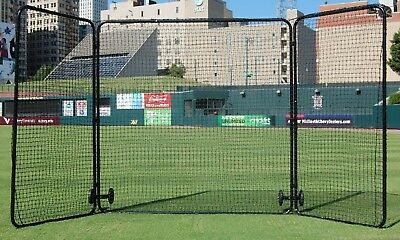Trigon Sports ProCage Tri-fold Screen Replacement Net. Shipping Included