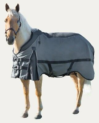 (81) - Noble Outfitters Guardsman 200g Turnout Blanket. Free Shipping