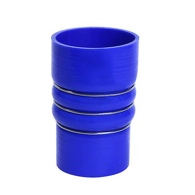 Silicone CAC Hose Charge 784 Series Cold Side ID88.9-101.6mm Lengh 152.4mm Ply 4
