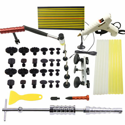Paintless Hail Removal Dent Repair Lifter Puller PDR Kits Hammer Line Board Tool