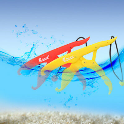 Grabber Fishing Grips Tool plastic fish floating portable ultralight clip pliers