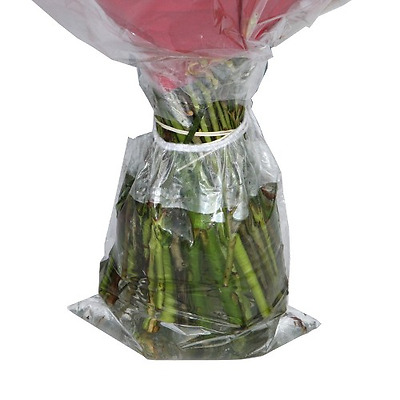 10 x Fresh Flower Water Bags Bouquet Aqua Corsage Buttonholes Stay Fresh