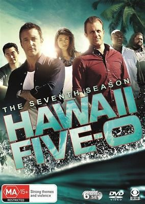 Hawaii Five-O  : Season 7 (DVD, 6-Disc Set) Brand New Sealed Region 4