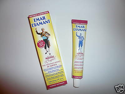 EMAIL DIAMANT RED COSMETIC TOOTHPASTE 50ml