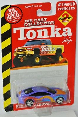 Maisto / Tonka #19 - BUICK LaCROSSE - lilac/graphics - DieCast Collection 2000