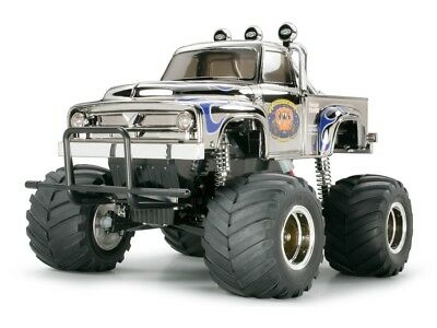 Tamiya 58365 Midnight Pumpkin Chrome Kit RC Kit *WITH* Tamiya ESC Car