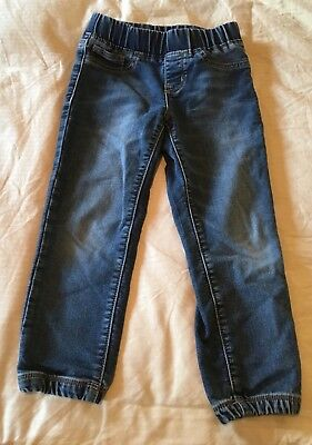 Gap Girls Jogger Jeans Pants Size Small Or 5-6
