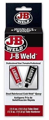 J-B WELD 8280 Epoxy Adhesive, Industrial, 10 oz, Tube
