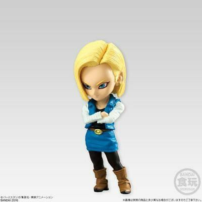 Dragon Ball Z Android 18 (A-18) Adverge 02 Figura New Nueva Bandai
