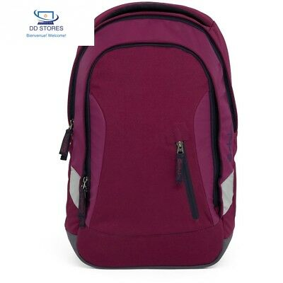 SATCH Pure Purple Cartable, 45 cm, 24 liters, Violet (Purple Dark Blue)