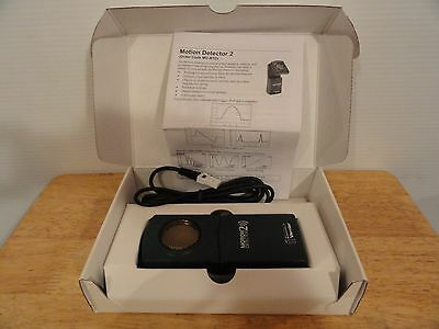 NEW Vernier Motion Detector 2 MD-BTD with cable MD-CBL multiple available