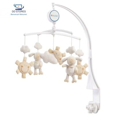 Fehn Babylove Collection Mobile Musical Sheep
