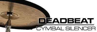 Cymbal Silencers/Mufflers.Anti Stain Buy British and No imp taxes on arrival