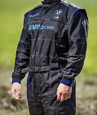 Mechanic Overall Coverall  Racing Suit BMW xdrive with embroidered logo NEW