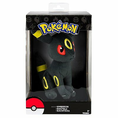Official Pokemon Tomy Umbreon Plush Soft Toy 20cm
