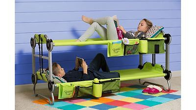 Kid-O-Bunk Green by Disc-O-Bed 30005BO