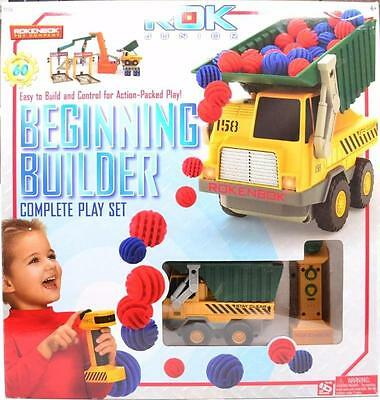 Rokenbok Toy Company - ROK Junior Beginning Builder Complete Playset