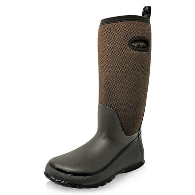 Dirt Boot® Rip-Stop Neoprene Wellington Ladies Low & High-Cut Muck Boots