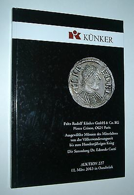 Kunker Fritz Rudolf Auction 227 March 11 2013 Coins Medallions Osnabruck Germany