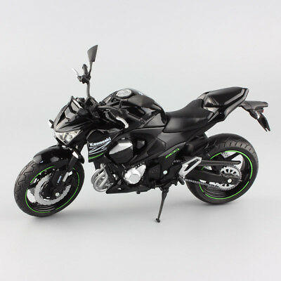 1:12 scale Kawasaki Z800 Motorcycle metal tank die cast modeling replica Kid toy
