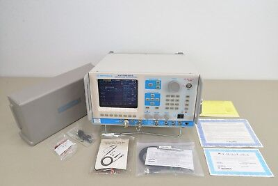 Motorola R-2670B R2670B FDMA Digital Communications System Analyzer (14942 G43)