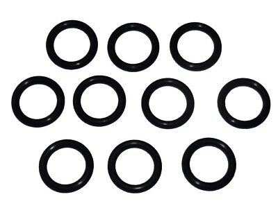 "Power Pressure Washer O-Rings for 3/8"" Quick Coupler, High Temp Viton (10 pack)"