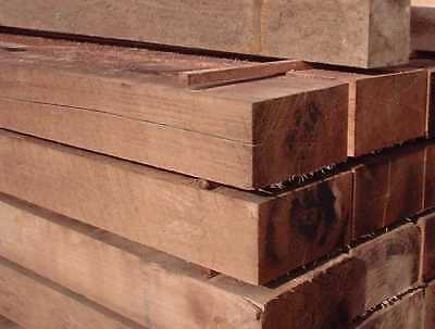 New BROWN Softwood Tanalised Railway Sleepers 100mm x 200mm x 2.4m