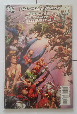 Justice League of America 80-Page Giant (2009) #1