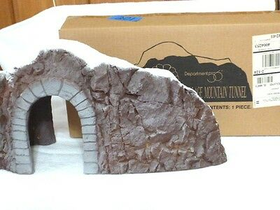 Dept 56 Village Mountain Tunnel – 52582 with Box