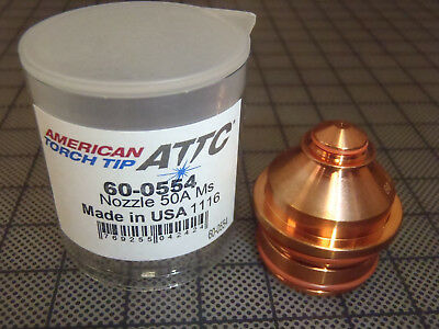 American Torch Tip Nozzle 50A MS, 60-0554, Made in the USA