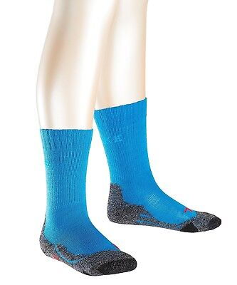 (23-26, king fisher) - Falke TK2 Kids' Socks, Children's, Socken TK2