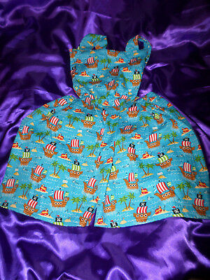 4a7aca562d08 ADULT BABY SISSY Animal Party Romper Dungaree Suit Bib Top 30-45 ...
