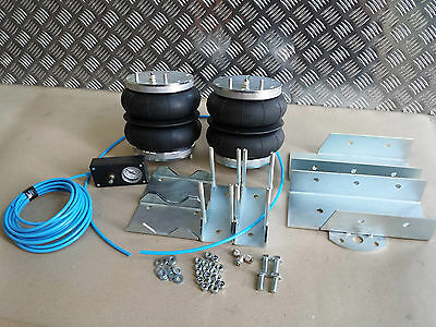 Vauxhall Movano (1996-2010) - AIR SUSPENSION KIT, Motorhome, Recovery