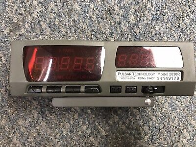 Pulsar Taxi Meter 2030R With Printer
