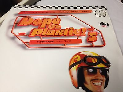 """Various – Dope On Plastic! 5 -   4 x12"""""""