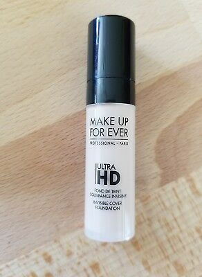 NEW - Make Up For Ever - Ultra HD Invisible Cover Foundation R230 - 0.16 Fl Oz