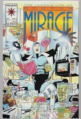 US Comics, The Second Life of Doctor MIRAGE # 8, 1994