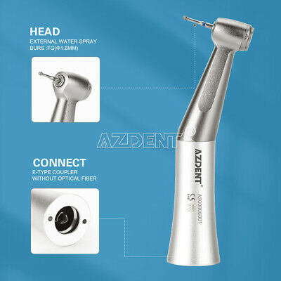 AZDENT Dental Diamond Burs Set Cavity Preparation FG-103 Blue 8 PCs/ KIt