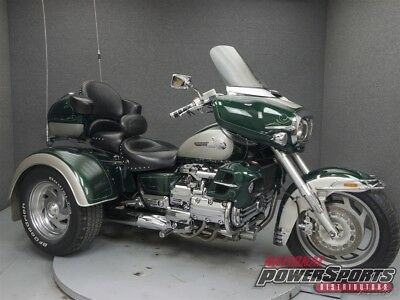 Honda GL1500 VALKYRIE 1500 INTERSTATE TRIKE  1999 Honda GL1500 VALKYRIE 1500 INTERSTATE TRIKE Used