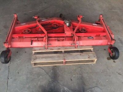 "Massey Ferguson 1231 60"" 5 Foot Belly Mower Deck Tractor PTO"