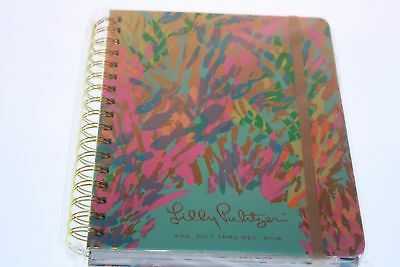 Lilly Pulitzer 2017-2018 Large Agenda Planners