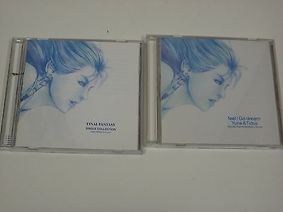 Final Fantasy X Collection & FF Feel / Go dream SOUNDTRACK 2 sets OOP  nice!