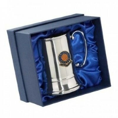 Bristol Rovers 'The Pirates' Football Club Stainless Steel Tankard. Best Price