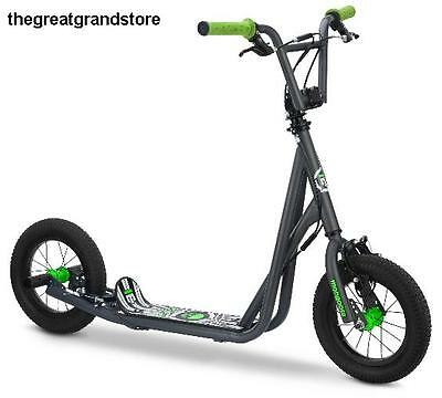 Mongoose Kids Air Tire Scooter Children Scooter Boys Girls Scooter