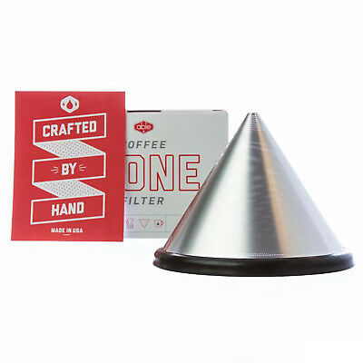 NEW Able Original Reusable Kone Coffee Filter to fit Chemex and Moccamaster
