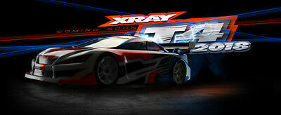 NEW XRAY T4 - 2018 SPECS - 1/10 LUXURY ELECTRIC TC from RC Hobby Land